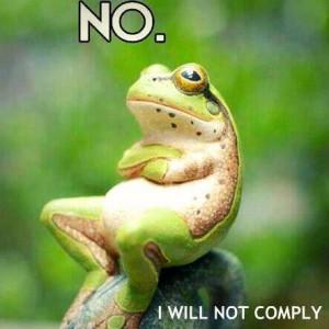 nocomplyfrog